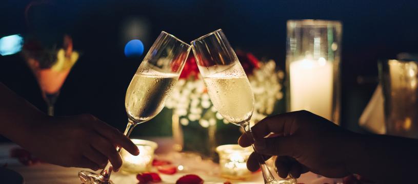 Accords mets & vins spécial St. Valentin